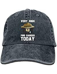Fashion Home UK Sombrero de béisbol de algodón Vaquero para Adulto f81c91d114a