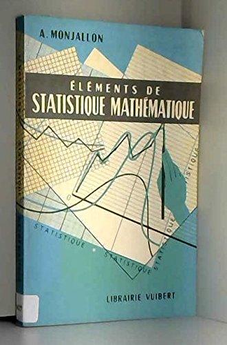 Eléments de statistique mathématique