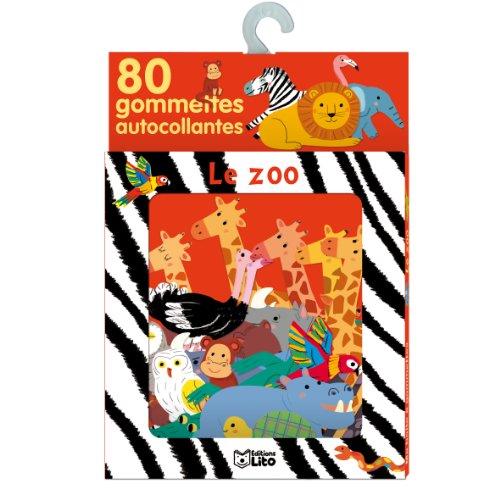 Ma boite à gommettes : Le Zoo - De 3 à 5 ans