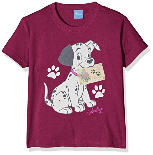 disney-disney-kids-t-shirt-bambina-brown-burgundy-3-4-anni
