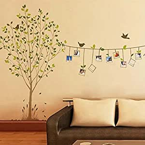 fashion plaza sticker mural l 39 arbre de vie cr ative. Black Bedroom Furniture Sets. Home Design Ideas