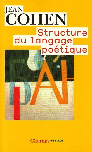 Structure du langage poétique