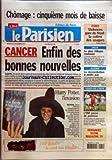 PARISIEN (LE) [No 18992] du 30/09/2005 - CHOMAGE - CINQUIEME MOIS DE BAISSE PARIS - VIOLENCES GARE DU NORD - LA COLERE DES USAGERS CANCER - ENFIN DES BONNES NOUVELLES - SANTE HARRY POTTER, L'INVASION - EDITION SNCM - LE PLAN VILLEPIN CONTESTE ALGERIE - LA RECONCILIATION A PETITS PAS COUPE DE L'UEFA - L'OM PASSE DE JUSTESSE....