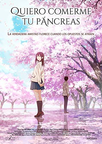 Quiero Comerme Tu Páncreas [DVD]