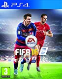 FIFA 16 Game Cover Tortenaufleger, PS4, A4