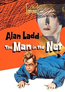 The Man In The Net by Alan Ladd