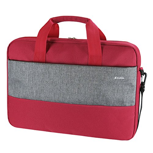 "Preisvergleich Produktbild 'E-Vitta Master 16""Koffer grau, rot Schutzhülle (40,6cm (16), Aktenkoffer, Grau, Rot, Einfarbig, Staubresistent, Kratzresistent, 415mm"