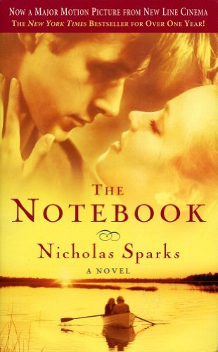 Book cover for The Notebook