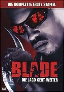 Blade: Die Jagd geht weiter - Staffel 1 [4 DVDs]