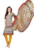 AMP IMPEX Ethnicwear Women's Dress Mater...