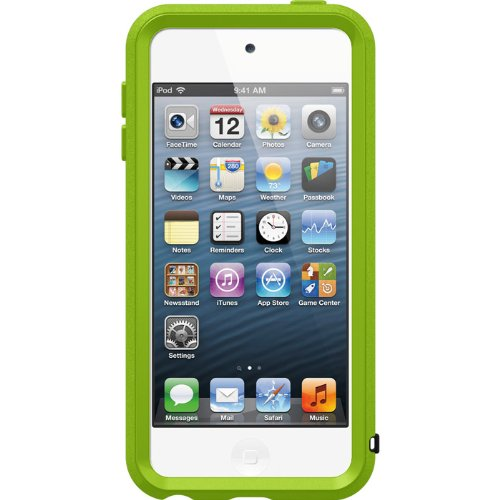 OtterBox 77 -25457 _ A Prefix Case für Apple iPod Touch 5th Generation - Lime (Ipod Gen Touch Otter 5 Box)