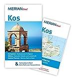 MERIAN live! Reiseführer Kos: MERIAN live! - Mit Kartenatlas im Buch und Extra-Karte zum Herausnehmen - Helmuth Weiß