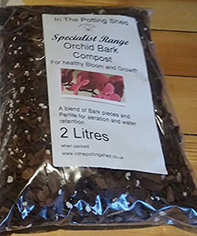 Compost Orchidee