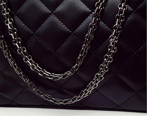Z&HX sportsHandtasche Kette Tasche Handtasche Schultertasche beil?ufige Art und Weise violets