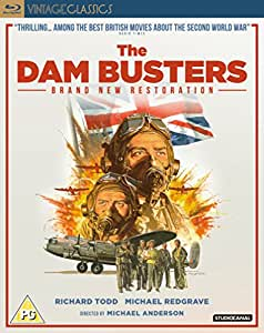 The Dam Busters [Blu-ray] [2018]