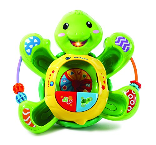 VTech Pop-a-ball Rock & Pop Turtle