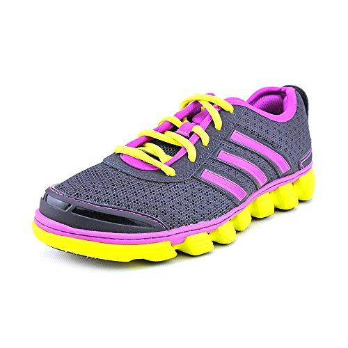 Adidas all'aperto Terrex veloce X Mid Gtx Scarpa da trekking Phantom/Vivid Pink/Lab lime