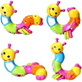 Baby Toys 6 To 12 Months Toys For 1 Year Old Baby Rattle Early Educational Toys Variety Twisting Lovely Caterpillar