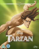 Tarzan (1999) (Limited Edition Artwork Sleeve) [Blu-Ray]