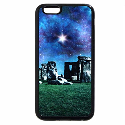 iPhone 6S / iPhone 6 Case (Black) stonehenge
