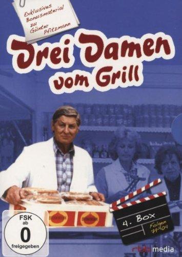 Drei Damen vom Grill - Box 4/Folge 79-104 [6 DVDs]