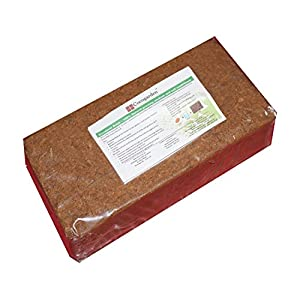 Cocogarden Cocopeat Brick – Expands To 3.5 Kg Powder