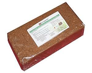 Cocogarden Cocopeat Brick - Expands To 3.5 Kg Powder