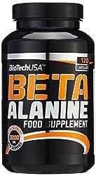 Biotech USA Beta Alanine 120 Kapseln, 1er Pack (1 x 111 g)