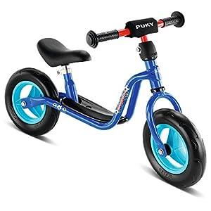 Puky PK4055 -Bicicleta sin Pedales LR Fussball, M, Azul