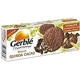 Gerblé sablé quinoa cacao 132 g - ( Prix Unitaire ) - Envoi Rapide Et Soignée
