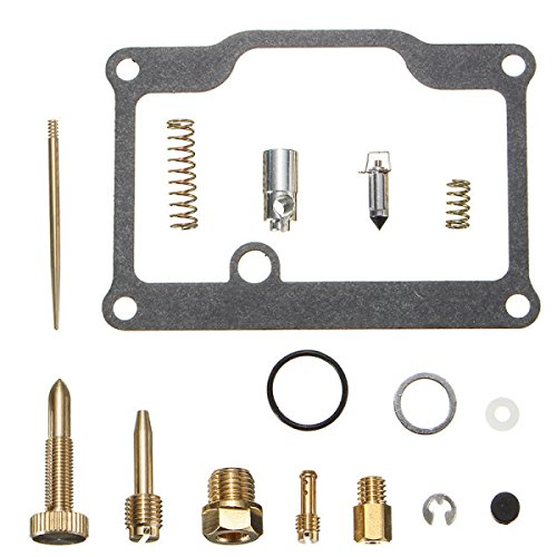 Set Carburetor Carb Rebuild Kit Repair per 1990-1995 Polaris Trail Blazer (1994 1995 Faro)