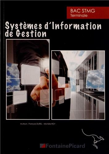 Systèmes d'information de Gestion Tle STMG
