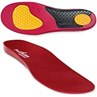 FootActive faworkm, FootActive Workmate - Best Shock-Absorbing and Comfortable Insoles for Workers On Their Feet All Day - Full-Length Orthotic Insole Fits Most Types of Footwear for Maximum Walking Comfort M (7-8.5) (Shoes & Bags)