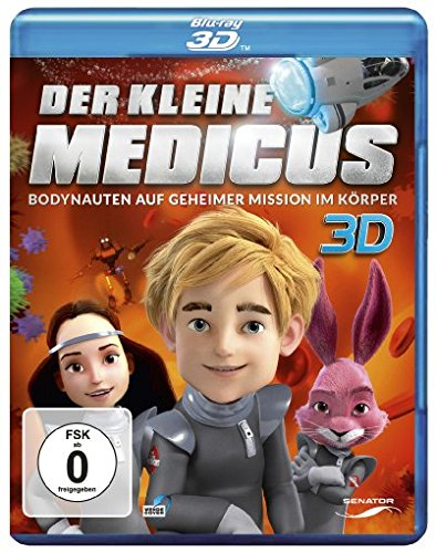 Bild von Der kleine Medicus  (inkl. 2D-Version) [3D Blu-ray]