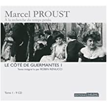 Le Cote De Guermantes 1 (9 CD)
