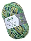 Gründl Hot Socks Pearl color – Fb. 06, weiche Wolle mit Kaschmir, nicht nur zum Socken stricken