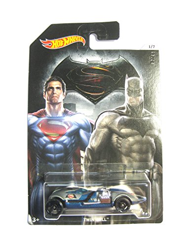 Hot Wheels Batman vs. Superman Twin Mill 1:64 -