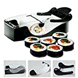 Sweety House Perfekte Rolle DIY leicht Küche Magic Roller Sushi Maker Cutter Gadget Maschine UK