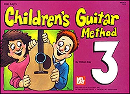 Guitar Method 3 by William Bay (1982-01-01) ()