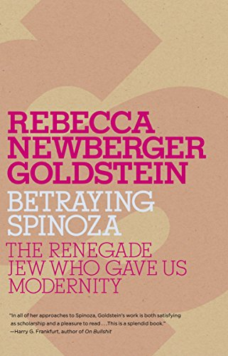 Betraying Spinoza (Jewish Encounters) por Rebecca Goldstein