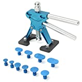 #4: HITSAN Useful PDR Lifter Glue Puller Tab Hail Removal Paintless Dent Repair Tools Kit One Piece