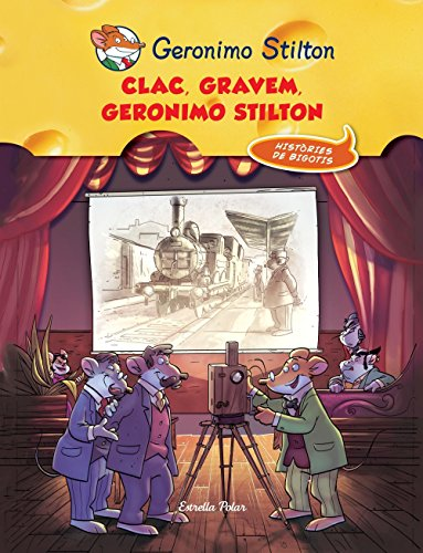 Clac! Gravem, Geronimo Stilton (Catalan Edition) por Geronimo Stilton