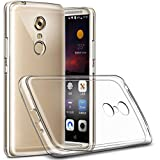 Deesos ZTE Axon 7 Hülle Shock-Absorption Bumper Tasche Schutzhülle Case Cover Crystal Clear Flexible Slim Soft TPU Anti-Scratch Hülle für Axon 7