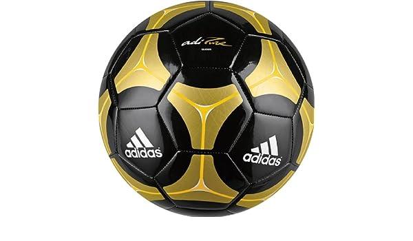 Pelota fútbol de fútbol adidas AdiPURE Glider, adidas negro AdiPURE/ oro mate/ amarillo puro, 5 95cfa0c - hotlink.pw