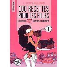 100 recettes pour les filles qui veulent mincir sans faire trop d'effort