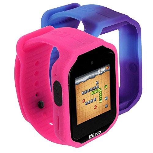 Kurio C17516GB V 2.0 Kinder Smart Watch - Pink, Rose
