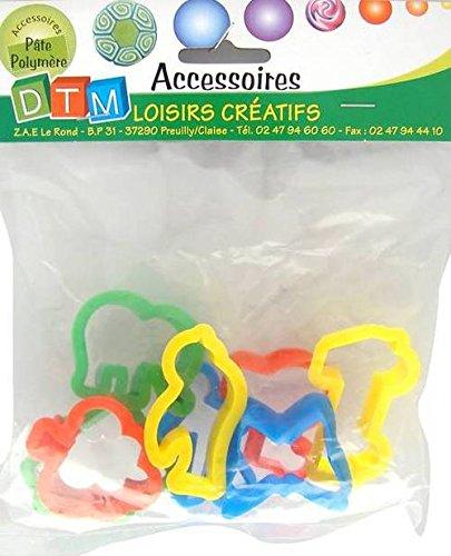 DTM - 8 emporte-pieces