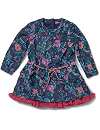 CAKEWALK Mädchen Kleid SUZU Gürtel Blumenmuster Tüll Gr.92-128 UVP 59,95
