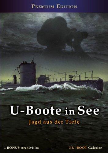 U-Boote in See - Kampfboote 1939 - 1945