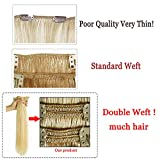 10-22-Human-Hair-Extensions-Clip-in-Double-Weft-100-Remy-Hair-8-Pcs-Full-Head